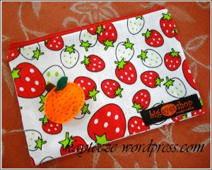 Pencil Case, Hair Clip