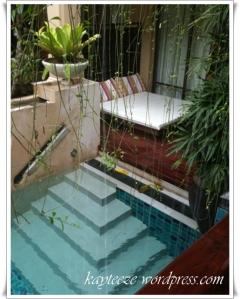 pool dalam bilik