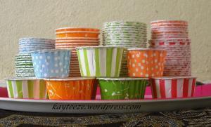 Muffin cups dari Ain
